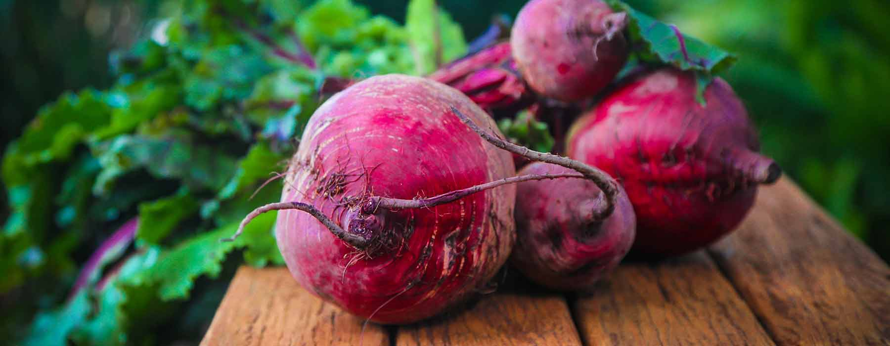 beetroot and beet greens